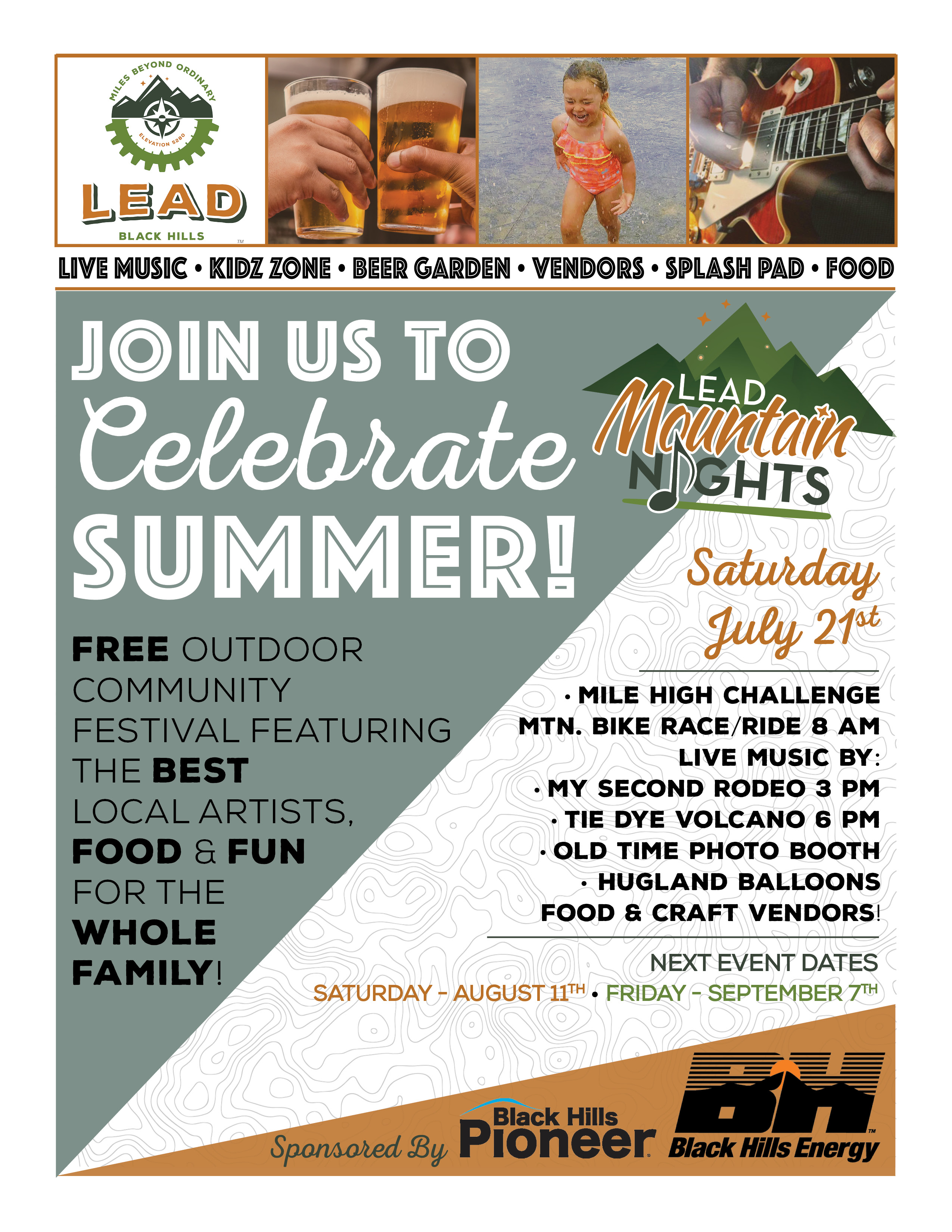 Lead Mountain Nights July 2018 – LEAD Area Chamber of Commerce
